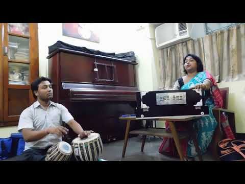 Ashwinete Metho Haowa - Indian Vocal with Tabla - at Northern Music School