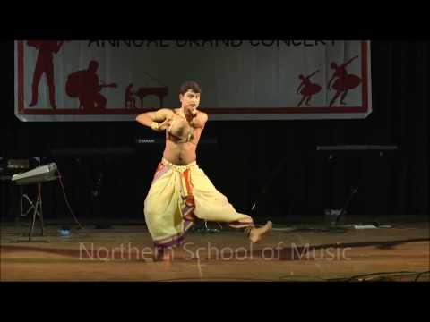 Bharata Natyam Dance - NSM Annual Grand Concert 2017 | Dance School in Kolkata