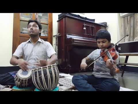 Brindavani Sarang - Indian Classical Music - performed at Northern School of Music