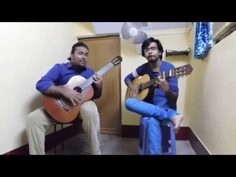 Desperado - Cancion del Mariachi - Classical Guitar Duo at Northern School of Music