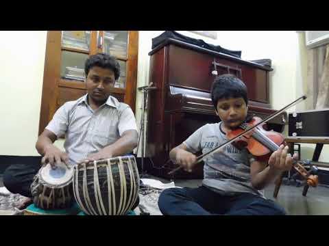 Esho Shyamolo Sundoro - Rabindra Sangeet - performed at NSM Music School